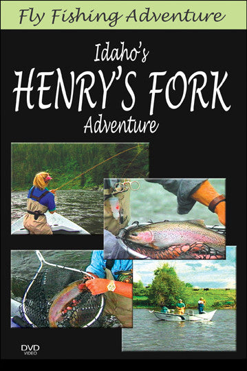 Fly Fishing Adventure, Idaho's Henry's Fork Adventure presents a trip down Henry's Fork and a surprise from Chris Helm.