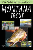 Fly Fishing Adventure, Montana Trout takes you down the Missouri River for fly fishing and tying.
