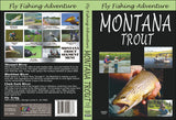 Fly Fishing Adventure, Montana Trout