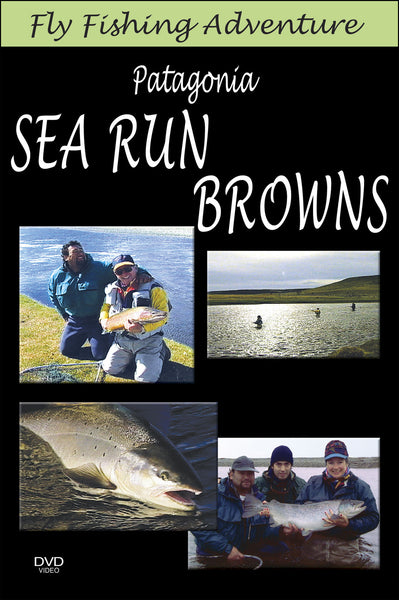 Fly Fishing Adventure, Patagonia's Sea Run Browns guides you down various rivers in search for Sea Run Brown Trout.
