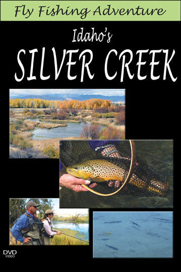 Fly Fishing Adventure, Idaho's Silver Creek shows you what lives in the waters of Silver Creek and why so many fly fisherman flock there.