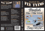 Panfish Flies That Work with Chris Helm, Hooked On Fly Tying Series