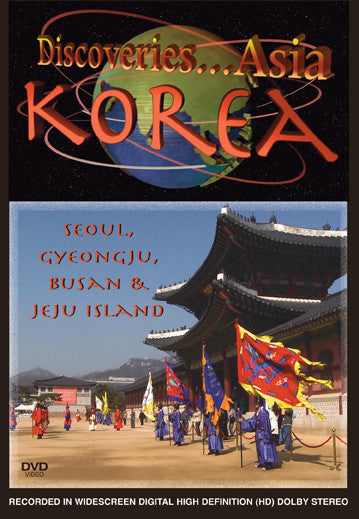 Discoveries Asia Korea, Seoul, Gyeongju, Busan & Jeju Island will show you plenty of entertainment and shopping centers.