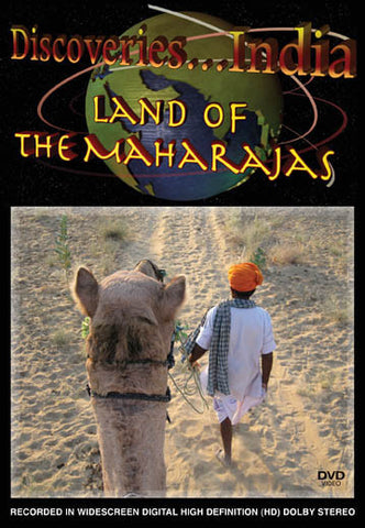 Discoveries India, Land of the Maharajas shows you gorgeous rolling sand dunes, calm lakes, and pure beauty.