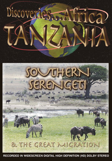 How many animals make the annual migration to the Serengeti Plains?!  Find out in Discoveries Africa, Southern Serengeti and the Great Migration.