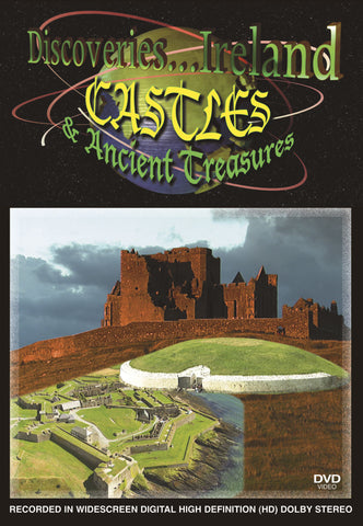 Discoveries Ireland, Castles and Historic Treasures
