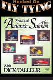 Practical Atlantic Salmon Flies with Dick Talleur, Hooked On Fly Tying Series demonstrates tricks you can use with other patterns.