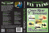 Green River Terrestrials with Denny Breer, Hooked On Fly Tying Series
