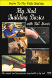 Fly Rod Building Basics with Bill Marts teaches you to build your own fly rod.