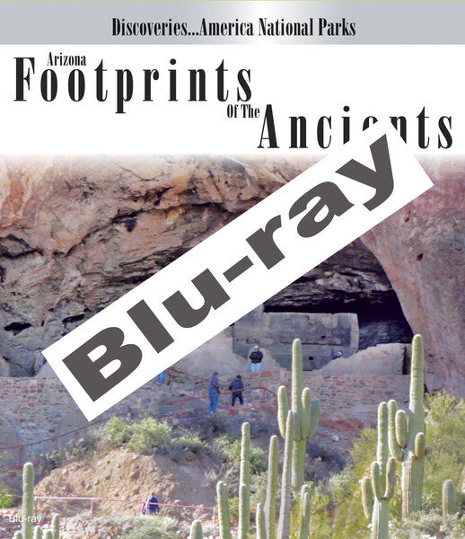 See what Arizona has to offer in Discoveries America National Parks, Arizona Footprints Of The Ancients Blu-ray