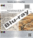 Disc. Am. National Parks, GLACIER & CRATERS of the Moon& Other NPS sites in Montana & Idaho Blu-ray