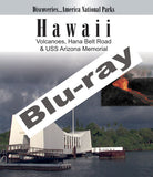 See what Hawaii has to offer- more than just great weather and good surf.  Check out the volcanoes, Pearl Harbor Museum, and more on Discoveries America National Parks, Hawaii (Blu-ray).