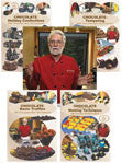 Dare to Cook Chocolate With Chocolate Man Bill Fredericks  4 Program Collection DOWNLOAD
