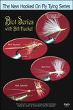 Exper Bill Heckel shows unique techniques in Biot Series with Bill Heckel New Hooked On Fly Tying Series