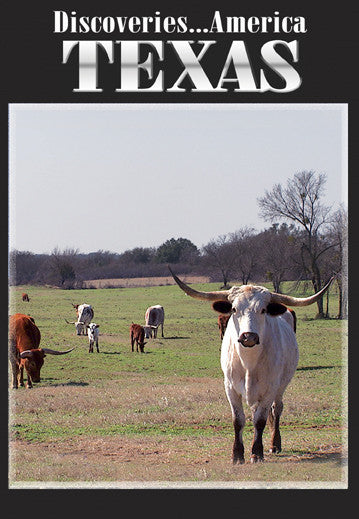 Discoveries America Texas takes you on a trip for great rodeos, awesome home cooking, and some of the best cattle rangers in the state.