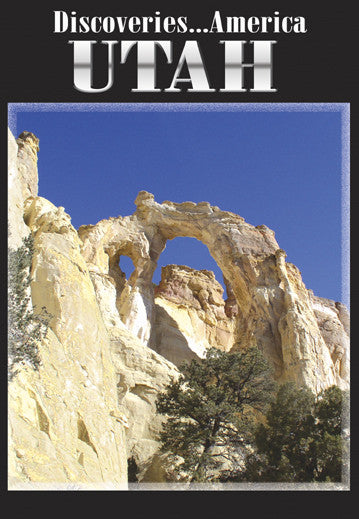 Discoveries America Utah offers winter activities when the snow falls and great hiking when it melts.