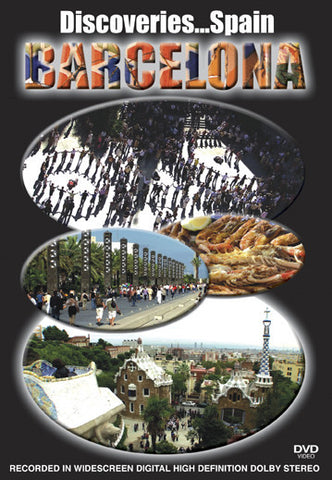 Discoveries Spain, Barcelona digs in to the culture and history of a colorful country.