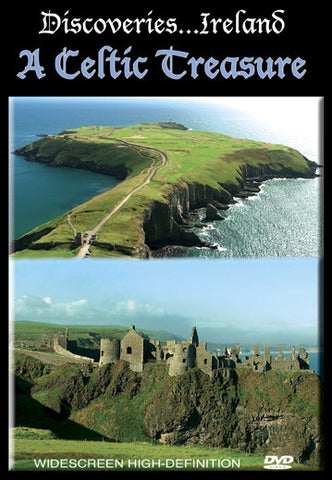 Discoveries Ireland, A Celtic Treasure offers lots of information as you go up and down the north coast.