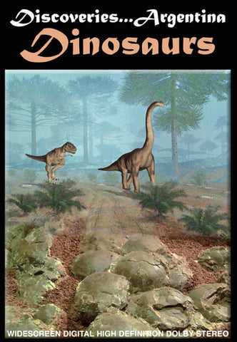 How much do you know about the Titanosaurus? Find out in Discoveries America Argentina Dinosaurs episode.