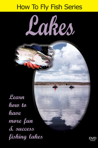 Lakes with Bill Marts teaches you to tie flies and fly fish.