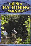 NEW Fly Fishing Basics features some basic and advanced techniques for various patterns and styles of fly fishing.