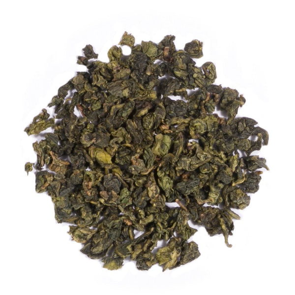 Oolong Iron Mercy Review by Laura's Tea Room