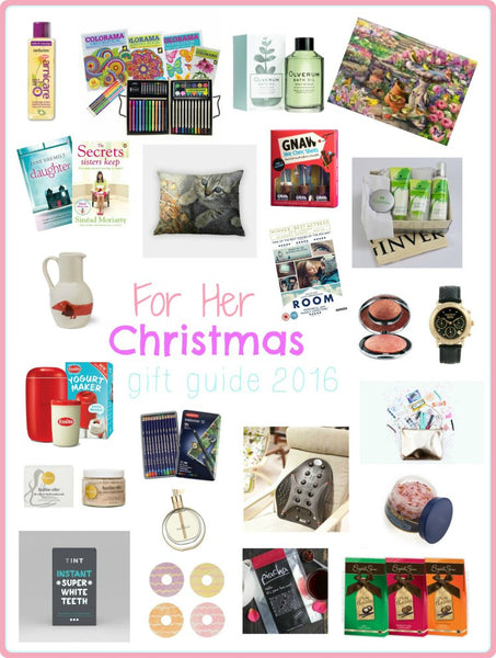 Serenity You For Her Christmas Gift Guide 2016