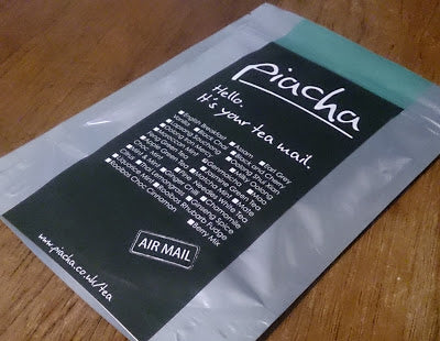 Piacha Genmaicha Review Tea With Me & Friends