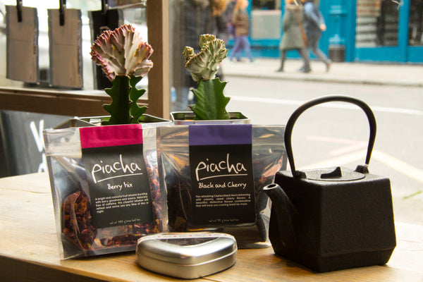 Paul Morris Studio: Piacha Tea Bar and Shop