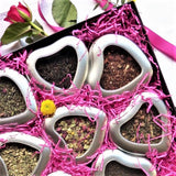 Heart tins (12 pcs)