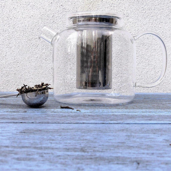 Glass Tea Pot - Big