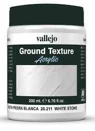 26.211 Vallejo Diorama Effects White Stone Paste 200ml