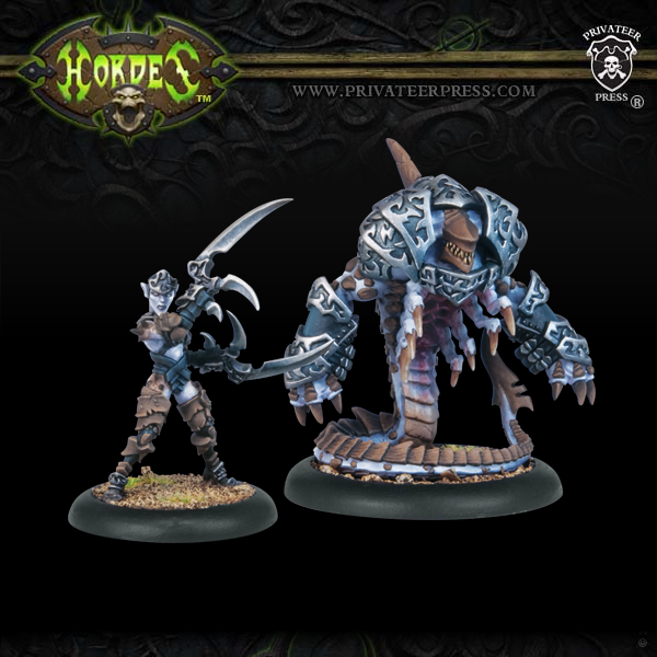 PIP73044	Bethane, Voice of Everblight & Belphagor