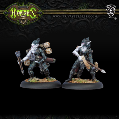 PIP73030	Blighted Nyss Archer Officer & Ammo Porter