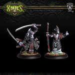 PIP73043	Blighted Nyss Swordsman Abbot & Champion