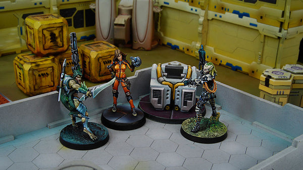 Dire Foes Mission Pack 5: Viral Outbreak 280005