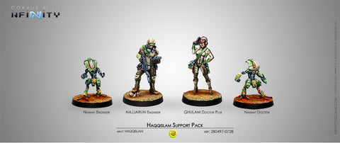 Haqqislam Support Pack 280497