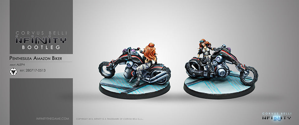 PENTHESILEA AMAZON BIKER SPECIAL EDITION 280842