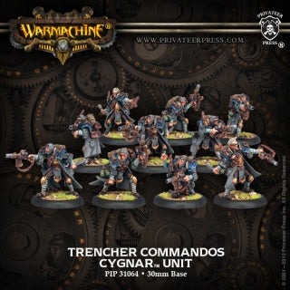 PIP31064 Trencher Commandos