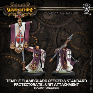 PIP32047 Temple Flameguard Officer & Standard