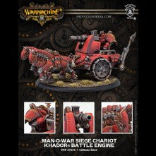 PIP33134 Man-O-War Assault/Siege Chariot