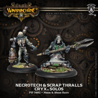 PIP34002 Necrotech and Scrap Thrall