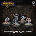 PIP34027 Necro-Surgeon and Stitch Thralls (4)
