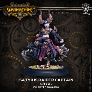 PIP34074 Satyxis Raider Captain