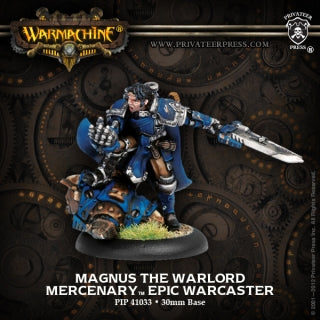 PIP41033  Magnus the Warlord