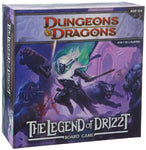 Legend of Drizzt The Board Game