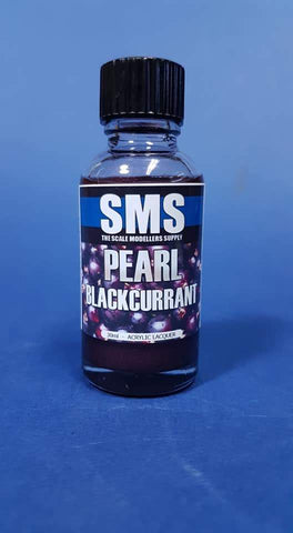Pearl Blackcurrent 30ML