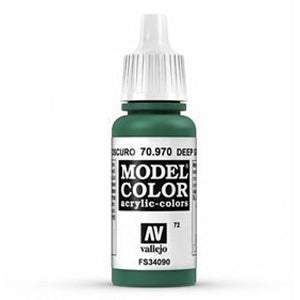 (072) 70.970 Model Color Deep Green
