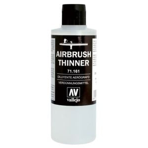 71.161 Vallejo Auxiliary Airbrush Thinner (200ml)