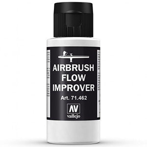 71.462 Vallejo Auxiliary Airbrush Flow Improver (60ml)